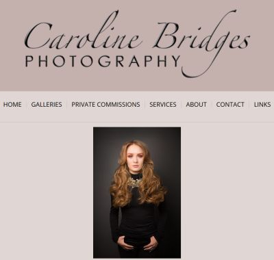 an example of the images created by Caroline Bridges