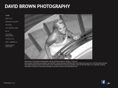 an example of the images created by David Brown