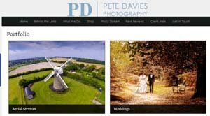 an example of the images created by Pete Davies