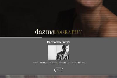 an example of the images created by  Dazma