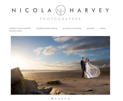 an example of the images created by Nicola Harvey