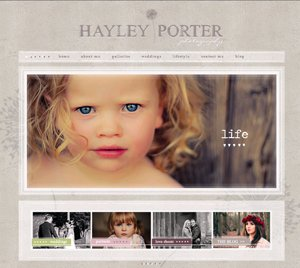 an example of the images created by Hayley Porter